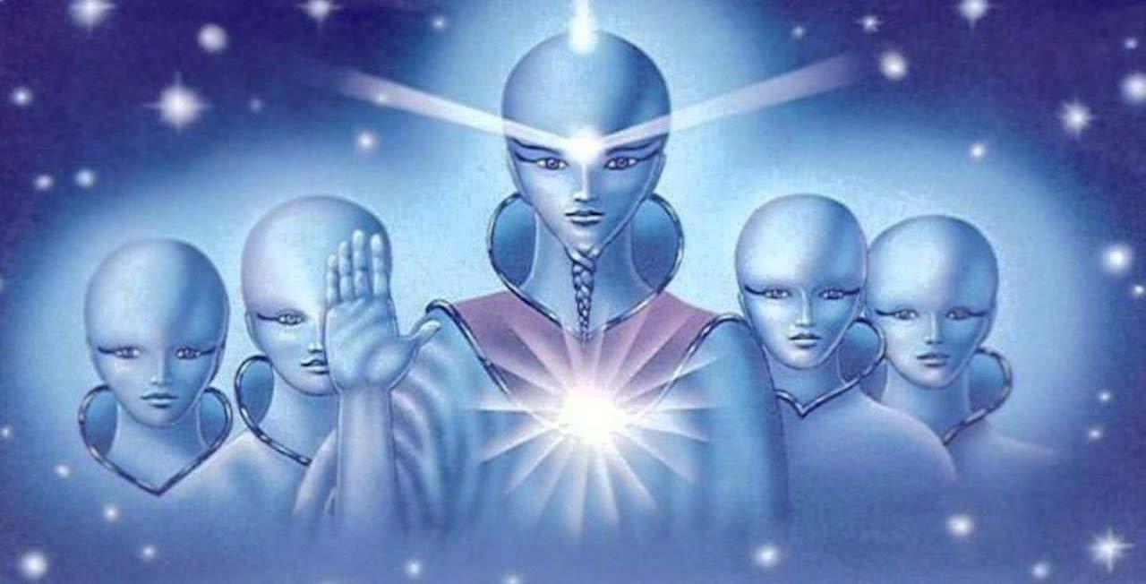 6 specie razze aliene i siriani