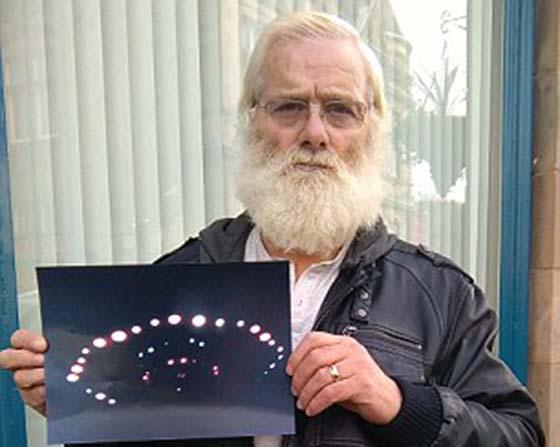 Nave Spaziale UFO: pensionato cattura immagine del veicolo