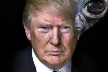 Trump promette di 'sbloccare i misteri dello spazio' e la verità sugli alieni.