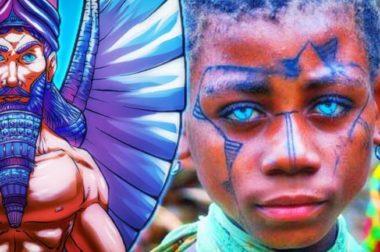 Geni non umani nella tribù della Melanesia, discendenti degli Anunnaki?