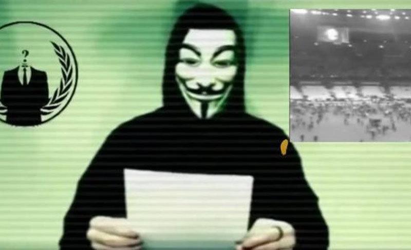 Messaggio urgente di Anonymous al Mondo