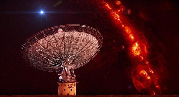radio telescopio alieni stanno cercando di contattarci