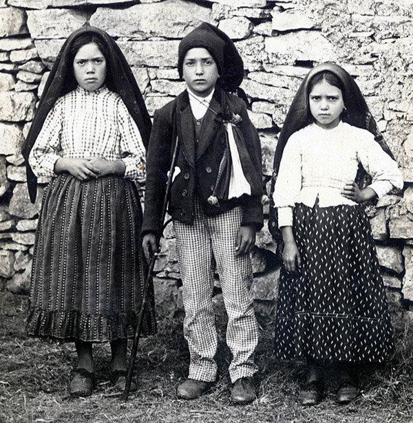 lucia-francesco giacinta-madonna di fatima