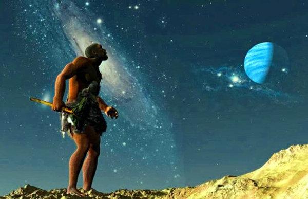 Homo sapiens gli esseri umani non sono della Terra