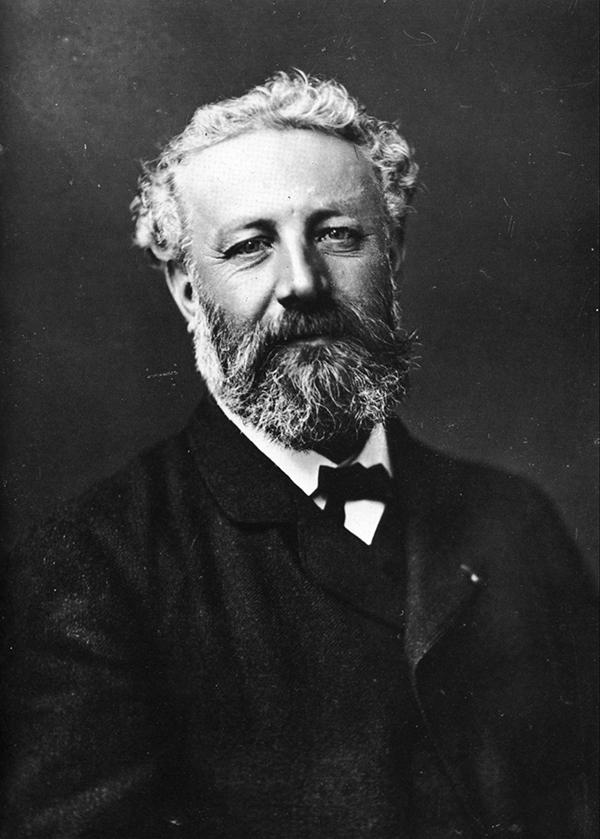 Jules Verne e scoperta capsula del tempo