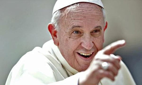 Papa Francesco sugli alieni