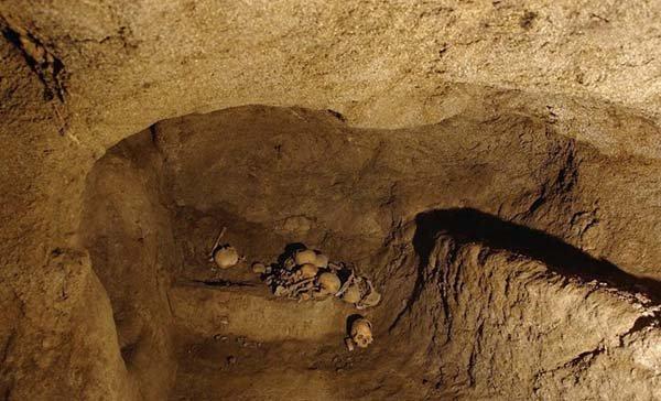 La città sotterranea si crede risalire ad almeno 2.000 anni
