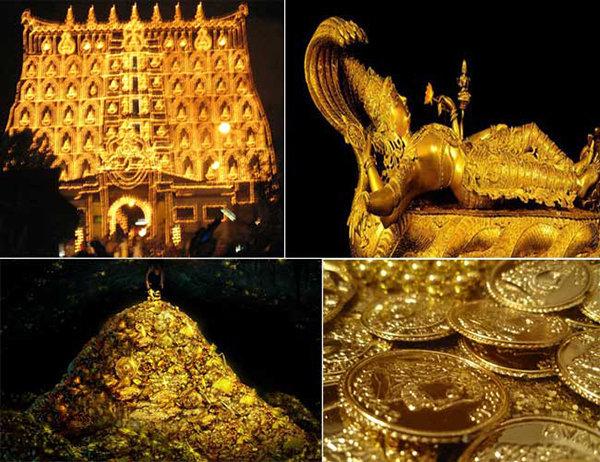 Oro di Padmanabhaswamy