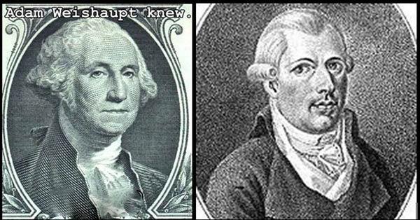 Adam Weishaupt e George Washington