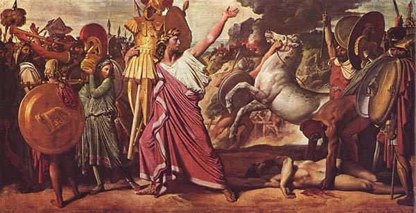 Romolo Vittoria su Acron