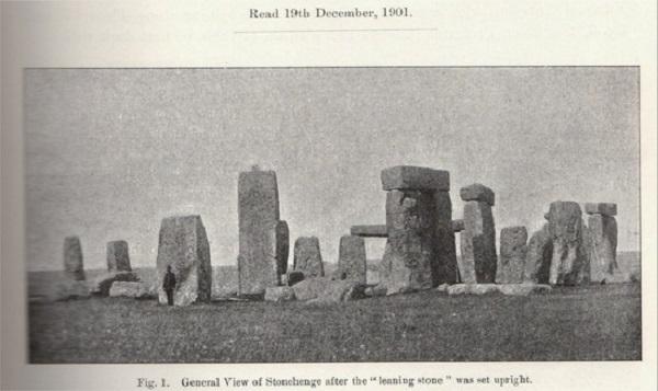 Stonehenge 1901