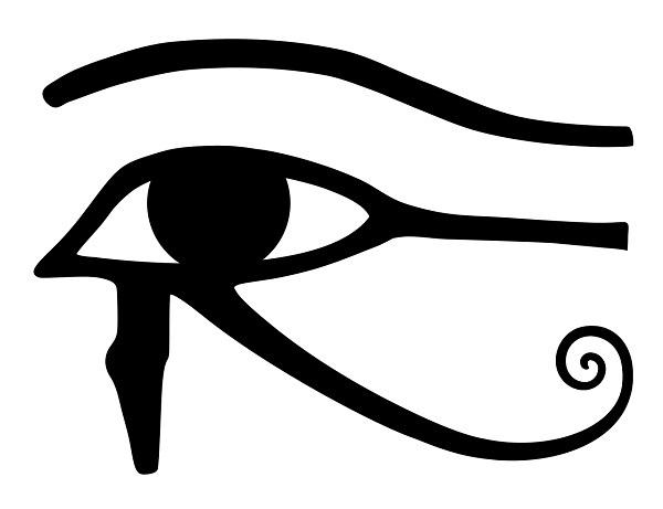 Rappresentazione stilizzata dell' Occhio di Horus