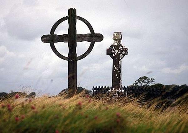 Esempio di croce pagana