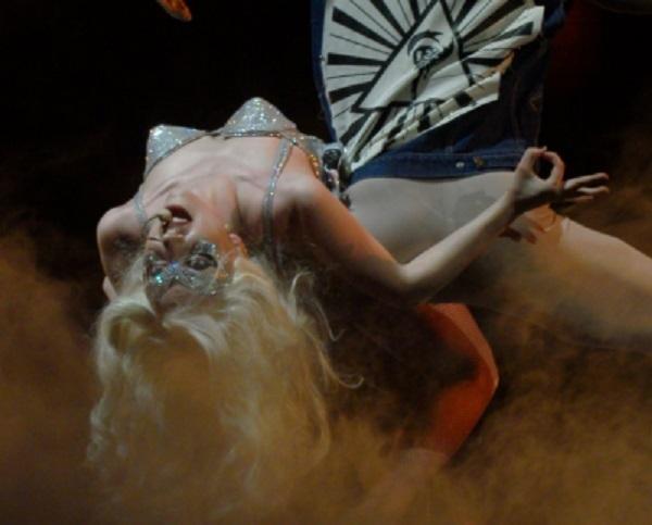 lady gaga ILM live show