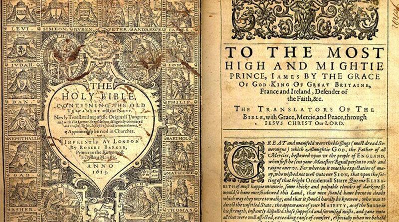 Religioni - Dal sacro al profano  - Pagina 2 La-bibbia-di-re-giacomo-1