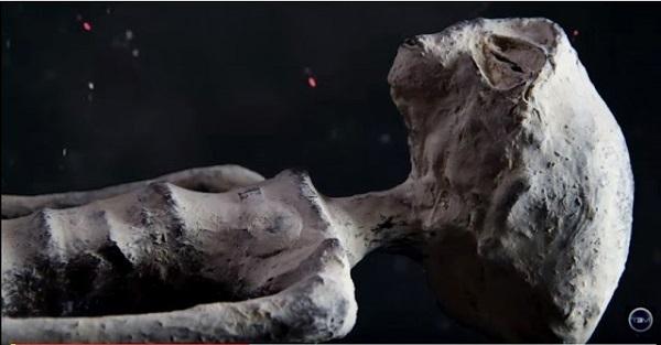 mummia piccola