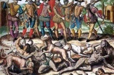 Un elenco di atrocità commesse da Cristoforo Colombo