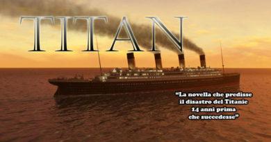 Il libro che anticipò il naufragio del Titanic