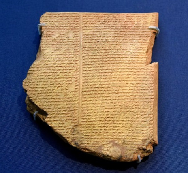 tavola dell'Epopea di Gilgameš