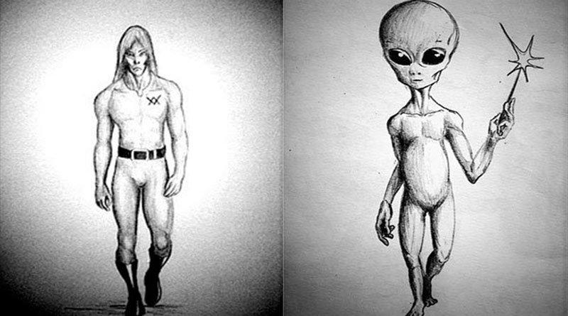 Ostilità tra razze aliene? Il caso di Diamantina