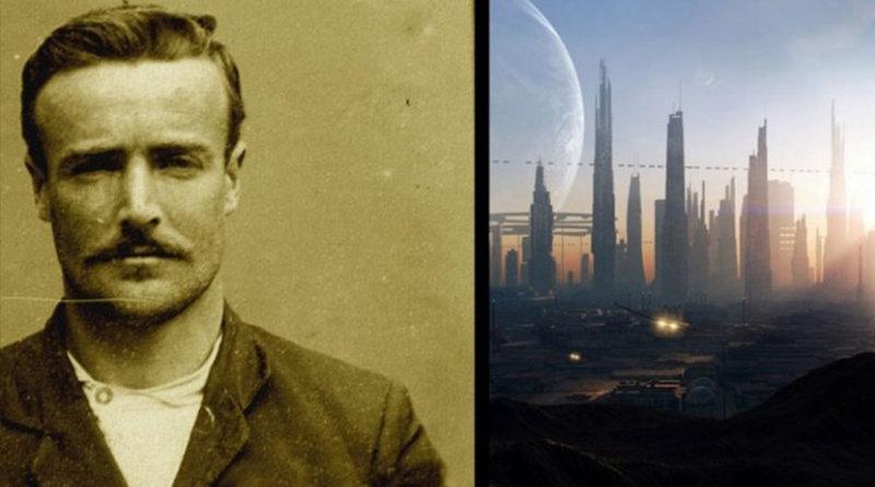 Paul Dienach, l'uomo caduto in coma, viaggiò nel futuro verso l'anno 3906