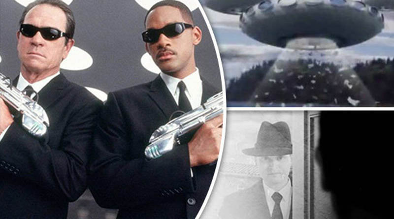 Uomini in nero: i misteriosi men in black