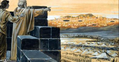 Plinio il Vecchio: scontro tra 2 schiere di Carri Celesti nei cieli dell'Umbria