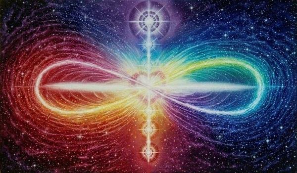 Universo-Infinito futuro di luce