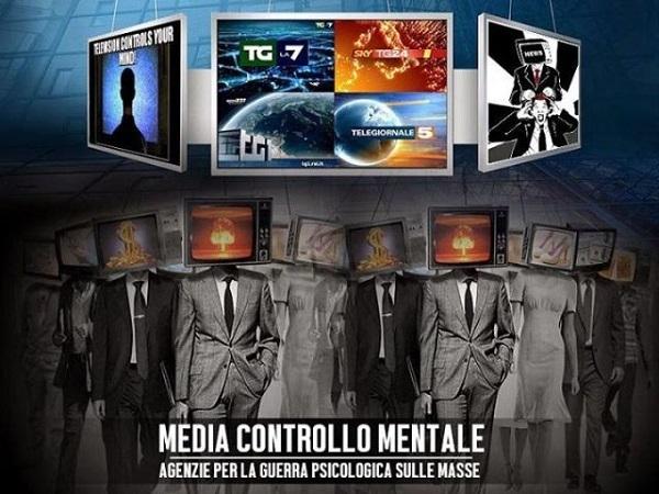 controllo mentale delle masse