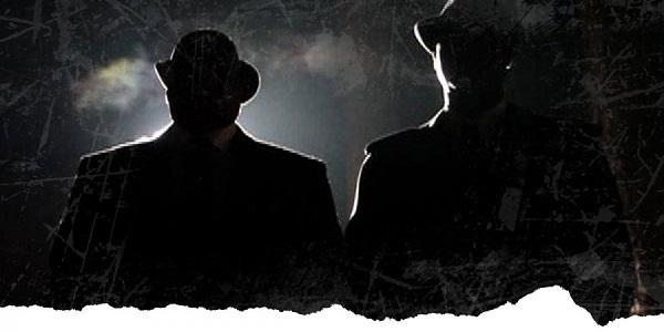 uomini in nero