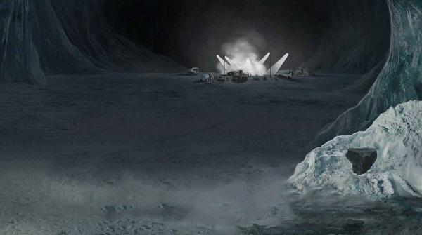 La fortezza antartica nazista