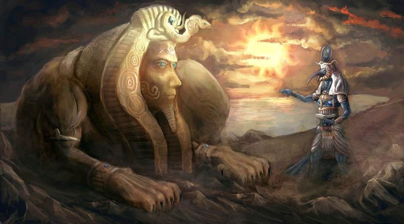 Il libro di thoth un sacro libro egizio antico che offre - Le tavole di thoth ...