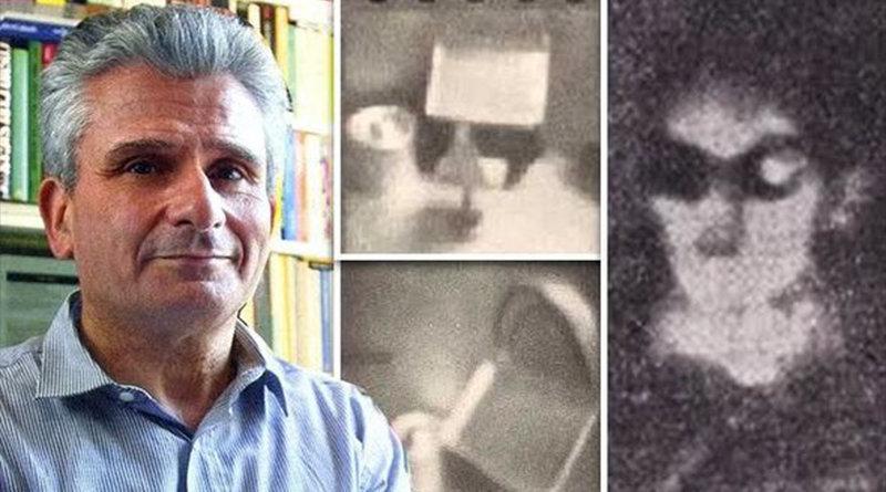 Spuntano prime immagini al mondo di un alieno all'interno di un UFO