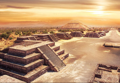 Trovato mercurio liquido sotto la Piramide di Quetzalcoatl a Teotihuacan