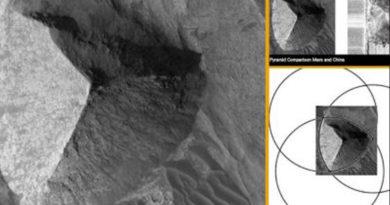 Studio scientifico sostiene: la Piramide a tre facce su Marte ha origini artificiali