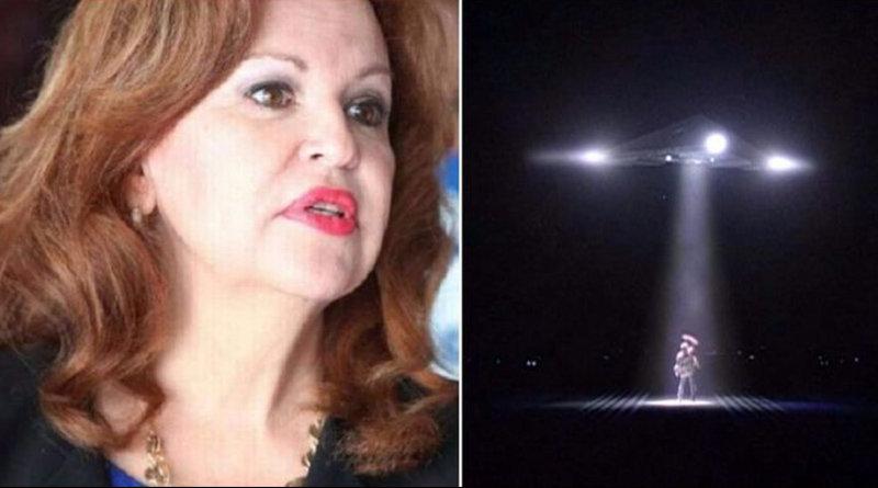 Candidato USA afferma di essere stato all'interno di un UFO