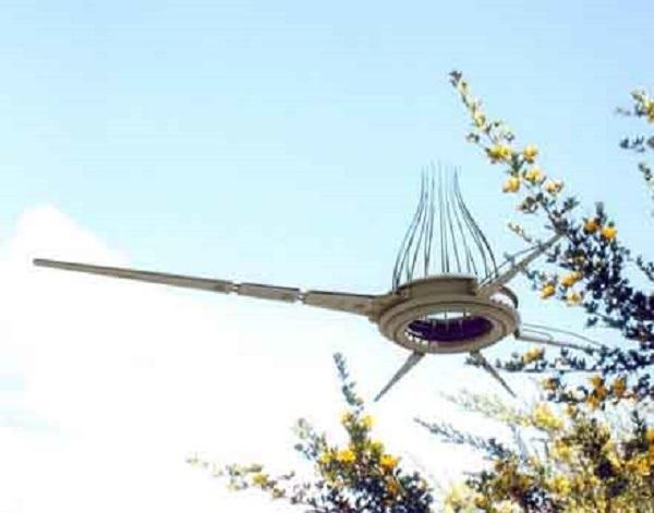 ufo drone libellula2