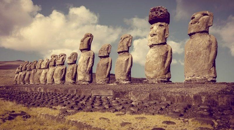 Isola di Pasqua: Le sue statue iconiche Moai stanno scomparendo