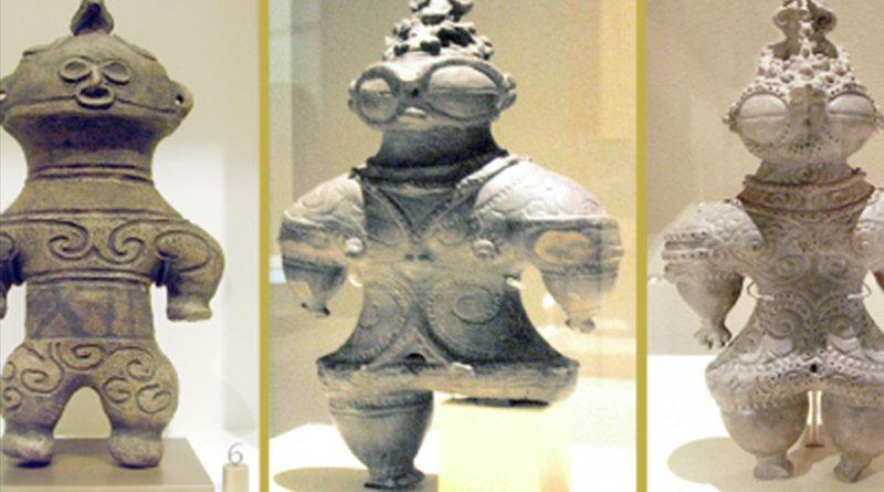 Le misteriose figure Dogu Giapponesi raffigurano gli antichi astronauti?