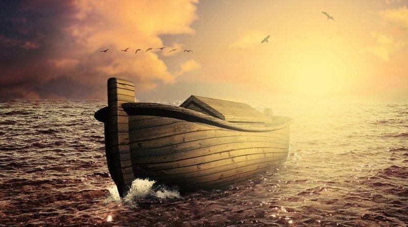 Rotolo del Mar Morto raro descrive la vita di Noè esibito per la prima volta
