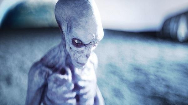 incontro alieno
