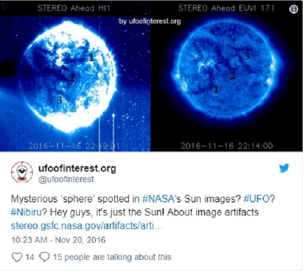 tweet sito ufoofinterest
