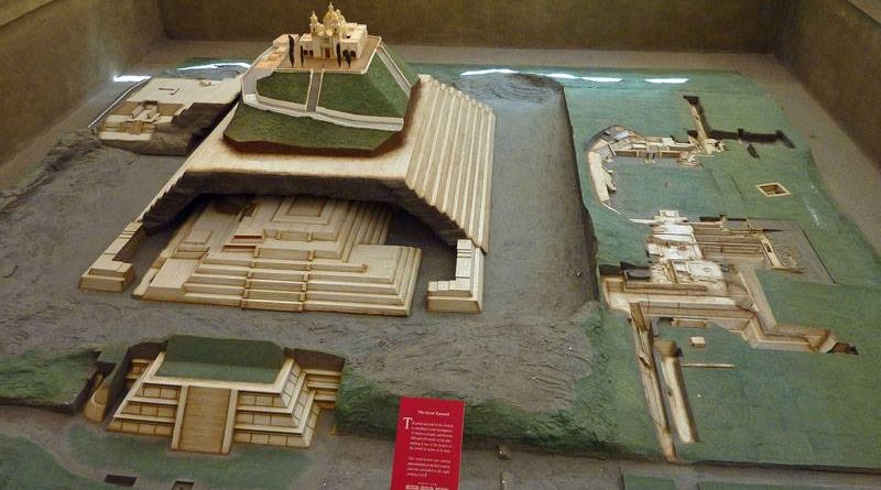 Piramide di Cholula: I segreti nascosti della più grande piramide sulla terra