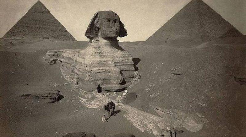 20 fatti sulla grande Sfinge d'Egitto