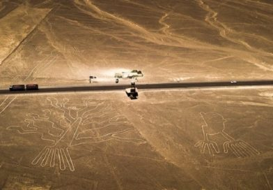I ricercatori trovano 50 nuove linee di Nazca nel deserto peruviano