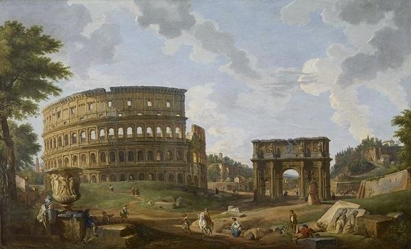 antico impero romano