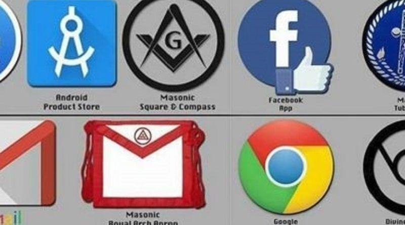 Siamo circondati da simboli massonici: come i loghi moderni sono collegati alle società segrete