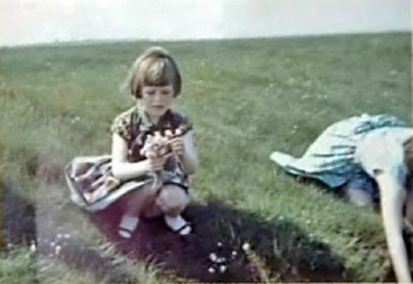 moglie e figlia di Jim Templeton