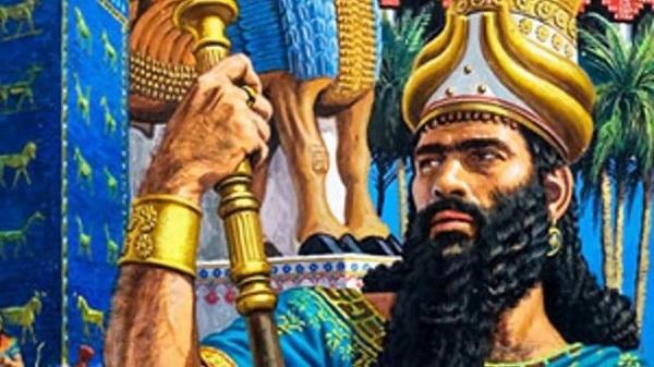 il Dio Yahweh è un guerriero,