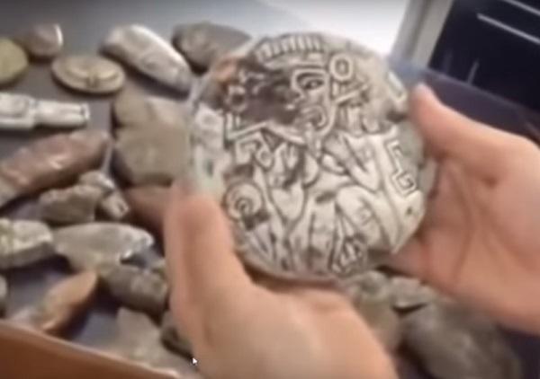 antico artefatto alieno 3